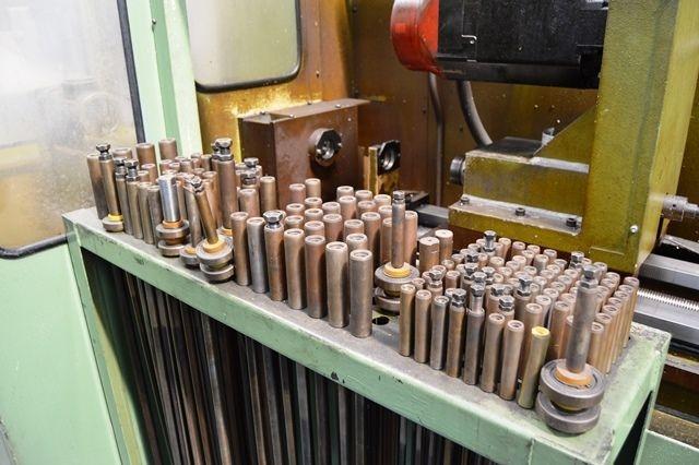 used gun drilling machine