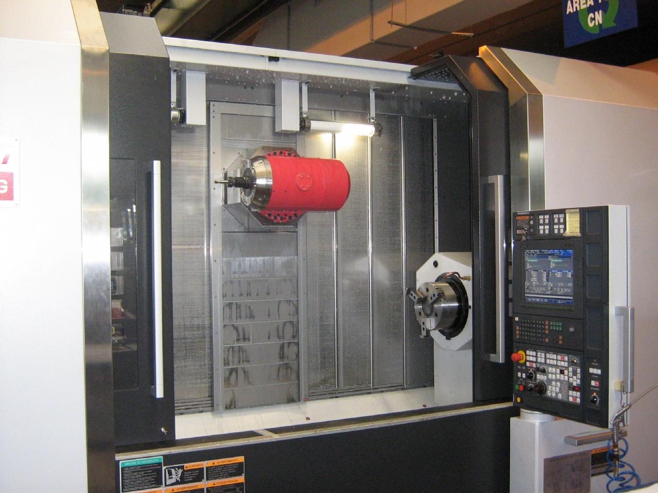 used Turning Machine MORI SEIKI NT4250DCG 1500SZ dealer | Gamba Macchine