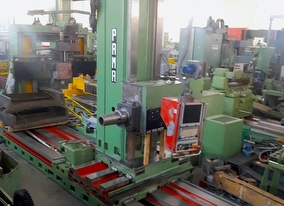 dealer Boring Machine PAMA AC125 MCR used