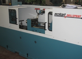 dealer Drilling machine MOLLART LD 2 500 DRILLSPRINT used