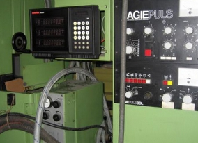 dealer EDM AGIE EMS 2 used