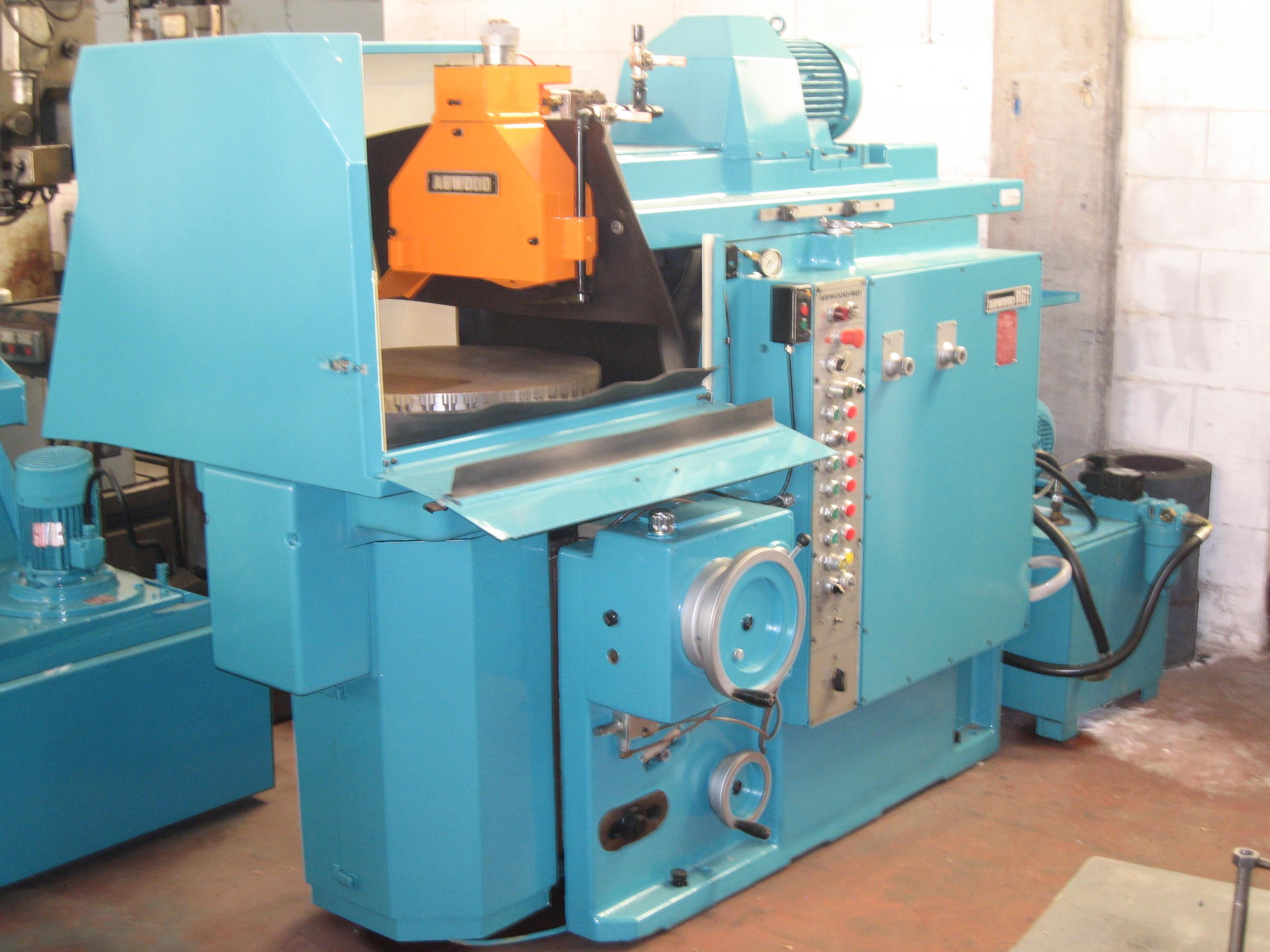 used grinding machine abwood rg 1 dealer
