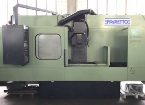 dealer Grinding Machine FAVRETTO MB 100 CNC used