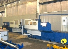 dealer Grinding Machine GIORIA RU/PN 3500 CNC used