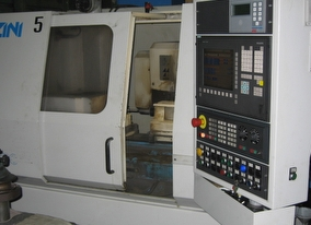 dealer Grinding Machine LIZZINI MIKRA CNC used