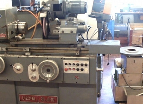dealer Grinding Machine LIZZINI RUL40 M2 used