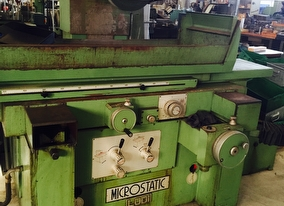 dealer Grinding Machine LODI MICROSTATIC T100/40 used