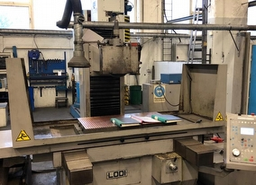 dealer Grinding Machine LODI T110 6 CNC used