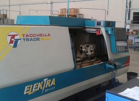 dealer Grinding Machine TACCHELLA Elektra Evo 1023 CNC used