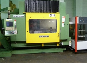 dealer Machining Centre CB FERRARI A17 used