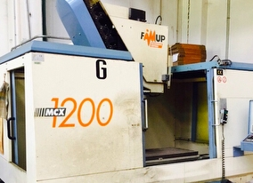 dealer Machining Centre FAMUP MCX1200 used