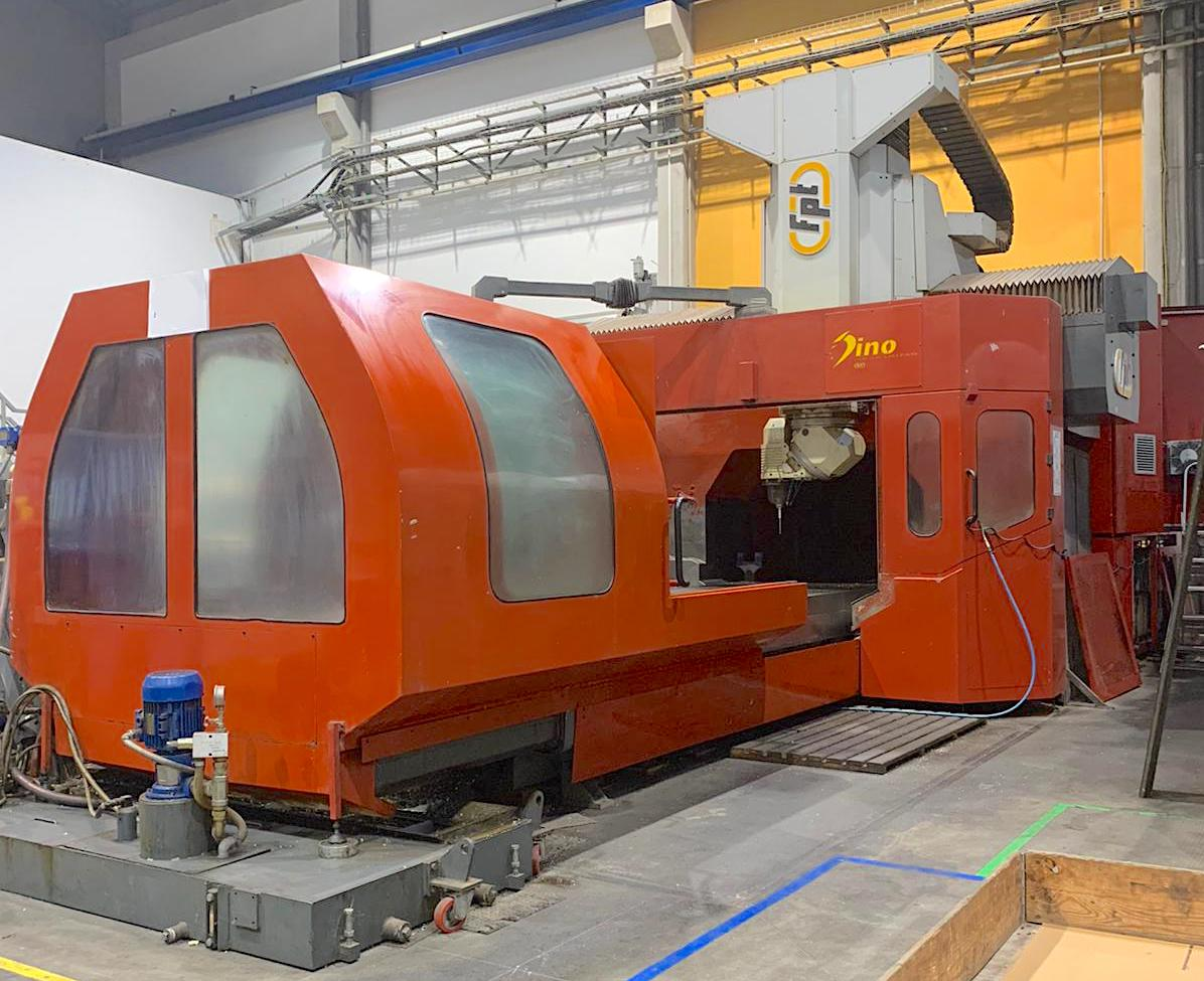 dealer Machining Centre FPT DINO used