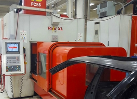 dealer Machining Centre FPT RAID XL used