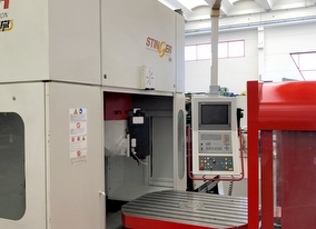 dealer Machining Centre FPT STINGER used