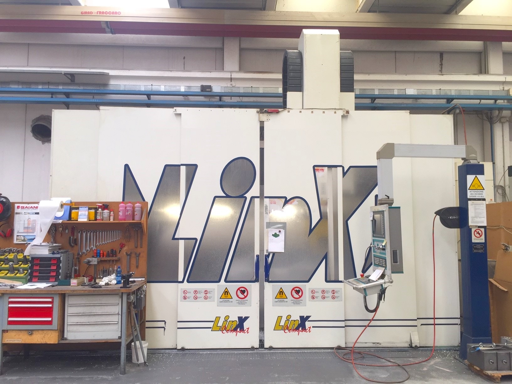 dealer Machining Centre JOBS LINX COMPACT used