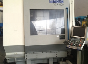 dealer Machining Centre MIKRON VCP 1000 used