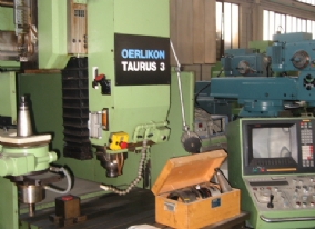 dealer Machining Centre OERLIKON TAURUS 3 used