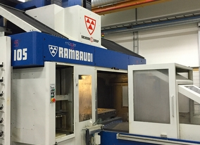 dealer Machining Centre RAMBAUDI RAMFAST 105 used