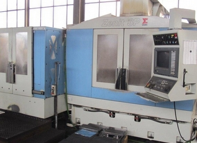 dealer Machining Centre SIGMA ZENITH 3P used