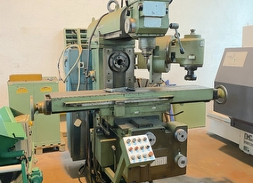 dealer Milling machine CASER SAIMP FM2X used