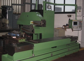 dealer Milling machine DEBER DYNAMIC 2 CNC used