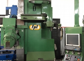 dealer Milling machine FPT LEM5/SL used