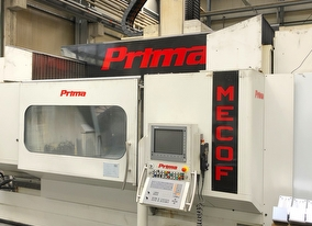 dealer Milling machine MECOF PRIMA used