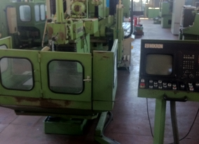 dealer Milling machine MIKRON WF3 DCM used