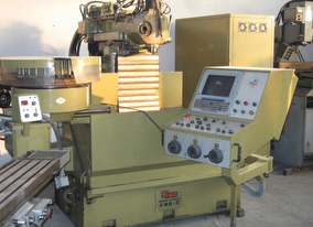 dealer Milling machine OMV Parpas FAS 2 used