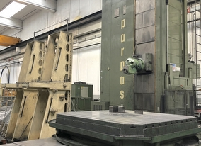 dealer Milling machine PARPAS ML100 / 8000 used