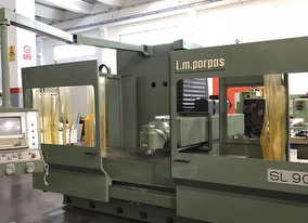 dealer Milling machine PARPAS SL90/2000 used