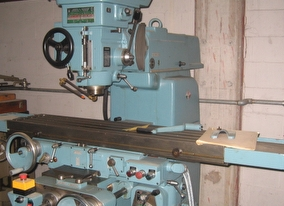 dealer Milling machine RAMBAUDI M3 used