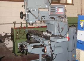 dealer Milling machine RAMBAUDI M3/P used