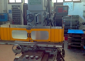 dealer Milling machine RAMBAUDI RAMMILL used