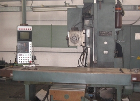 dealer Milling machine RAMBAUDI VERSAMILL used