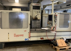 dealer Milling machine SACHMAN T10GP used