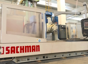 dealer Milling machine SACHMAN TS10 used