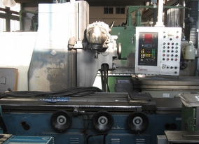 dealer Milling machine SACHMAN TYPE R used