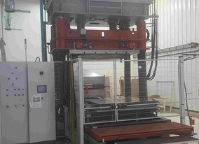 dealer Press TCS 100 T used