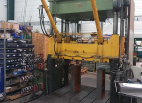 dealer Press TCS 100TON used