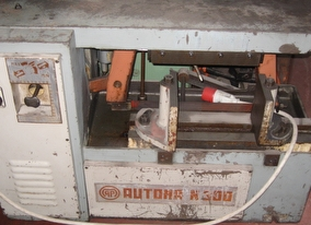dealer Sawing Machine AUTOMA N300 used