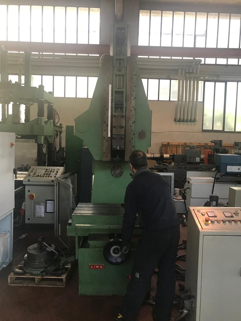 dealer Slotting BACRI LIMA 500 used