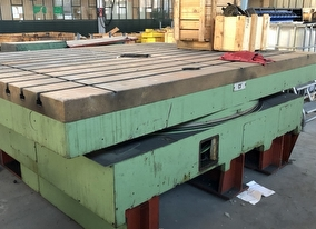 dealer Table INFRATIREA MRD 2500 used