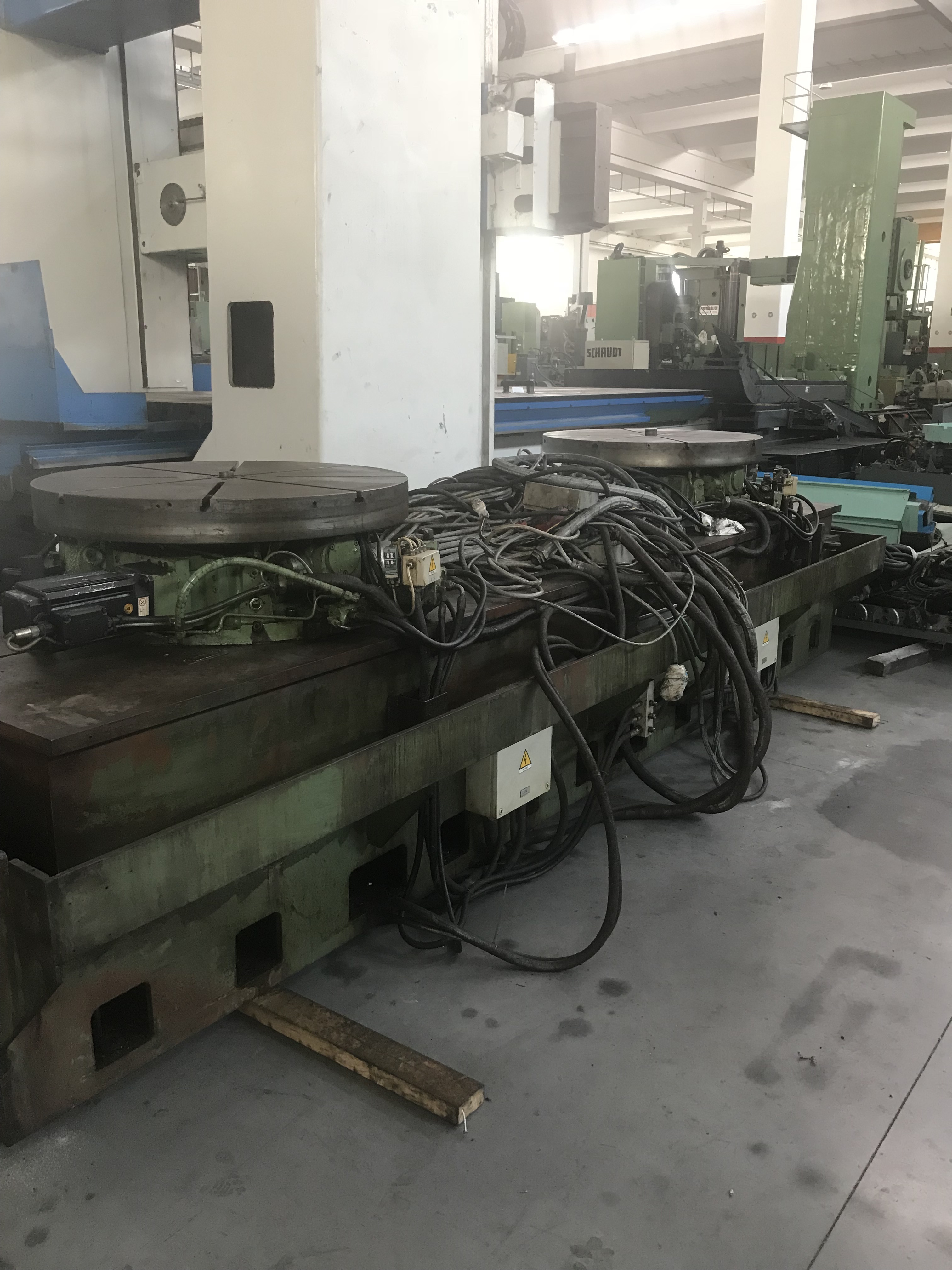 dealer Table MANDELLI  used