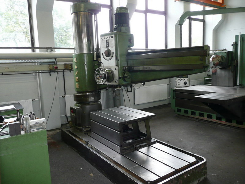 dealer Trapano CASER F60 used