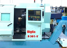 dealer Turning Machine BIGLIA B301Y used
