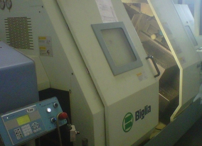 dealer Turning Machine BIGLIA B 470 YSM Quattro used