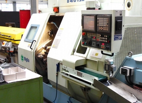 dealer Turning Machine BIGLIA B470 YSM used