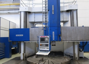 dealer Turning Machine DORRIES CT320 CNC used