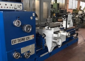 dealer Turning Machine EST TICINO ET-BM 520 x2000 used